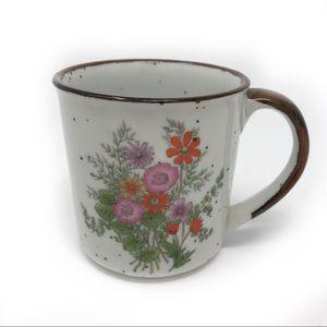 Made in Japan Vintage Floral Mug